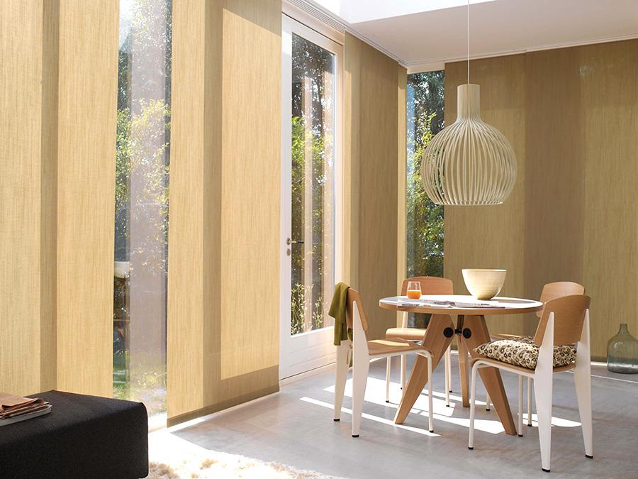 Panel Japonés Bogotá | Idearte Diseño Interior